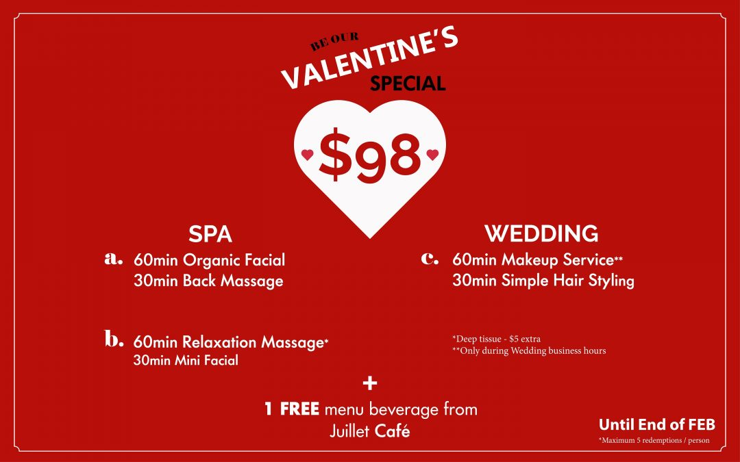 Be Our Valentine Special