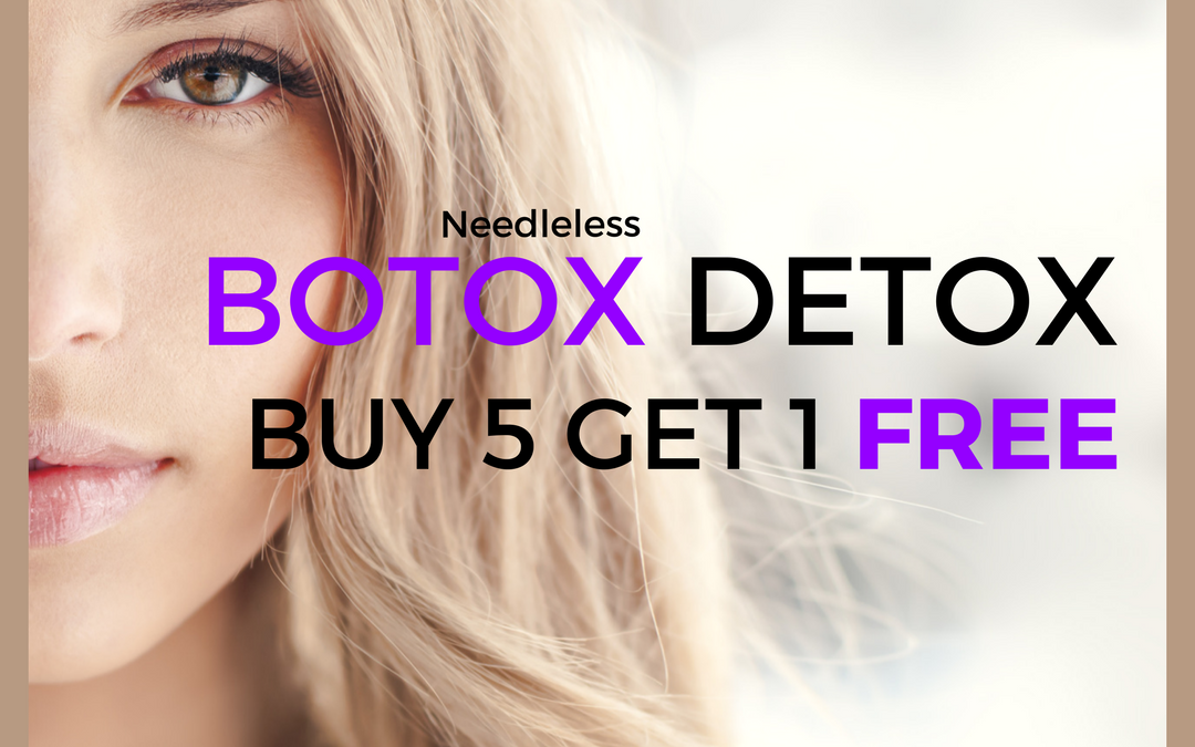 Get rid of those wrinkles, summer detox deals!