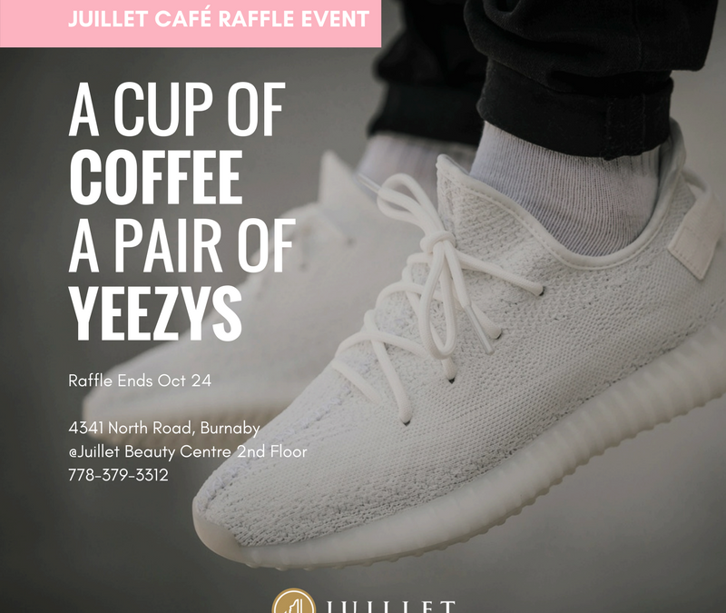 A Cup of Coffee A Pair of Yeezys