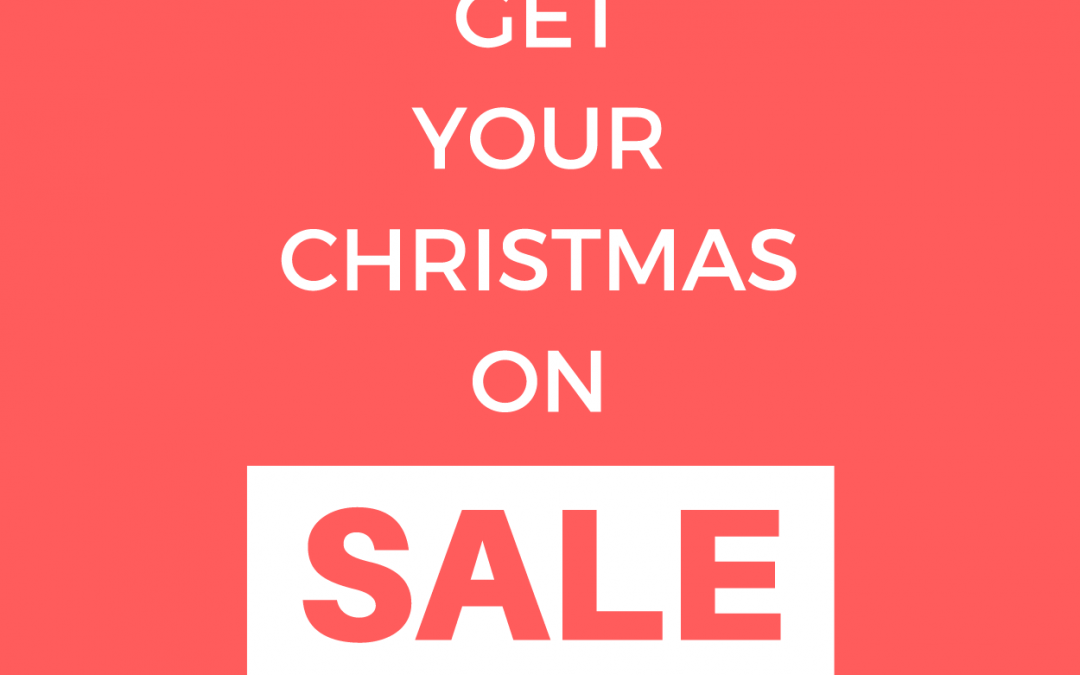 CRAZY DEALS! Beauty up this Christmas